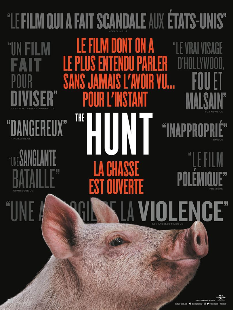 The Hunt - Film (2020)