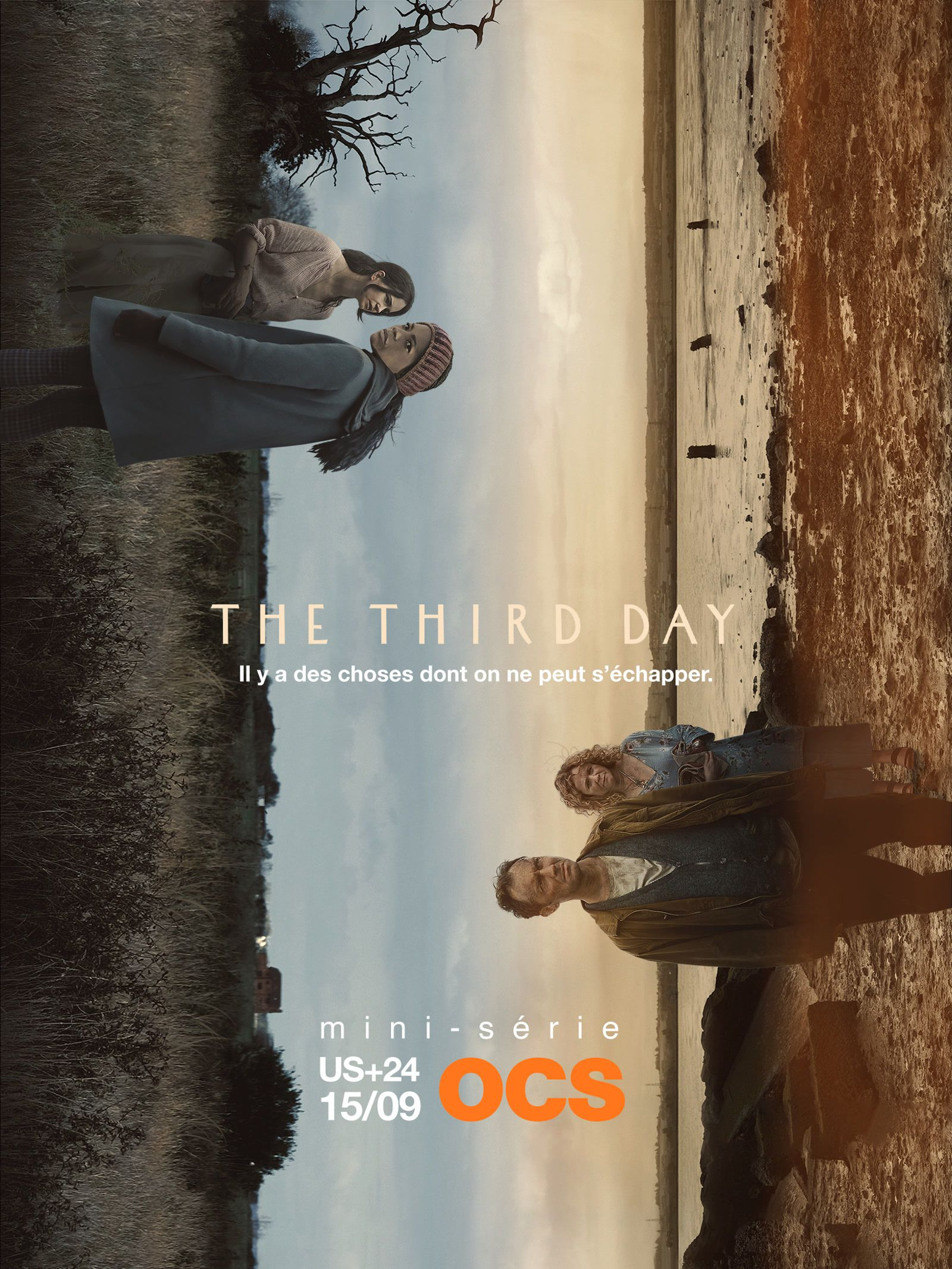 The Third Day - Série (2020)